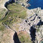 Majjistral Park, cliffs