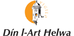 Din l Art Helwa, logo