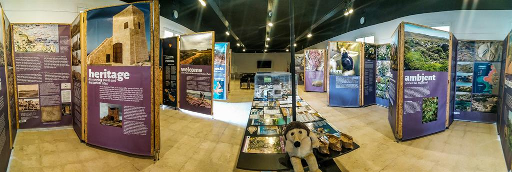 Majjistral Nature and History Park Visitor Centre