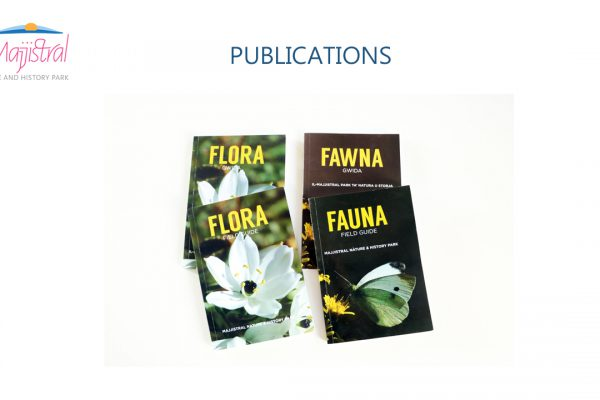 Flora and Fauna publications
