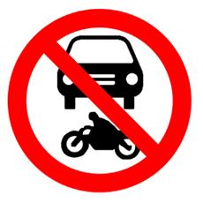 No offroad