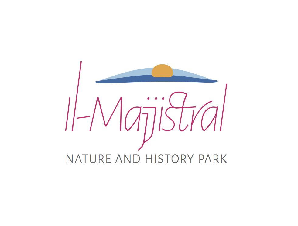 Majjistral Park logo en