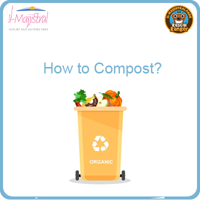 Learn how to Compost? Kids Corner